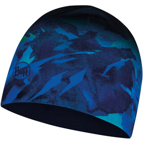 Buff Microfiber & Polar Gorra Niños, high mountain blue